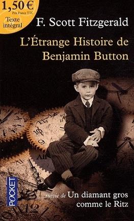 Couverture du livre : L'Étrange Histoire de Benjamin Button