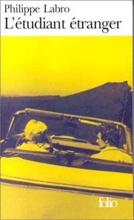 Couverture du livre : L'Étudiant étranger