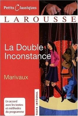Couverture du livre : La Double Inconstance
