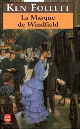 Couverture du livre : La Marque de Windfield