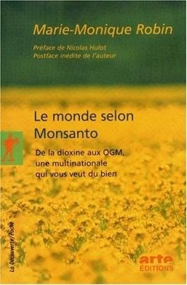 Couverture du livre : Le monde selon Monsanto