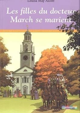 Couverture du livre : Les filles du docteur March se marient