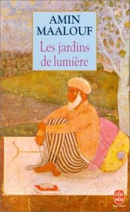 Couverture du livre : Les Jardins de lumière