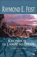 Le legs de la faille, Tome 3 : Krondor, La Larme des Dieux