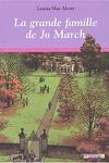 couverture La Grande Famille de Jo March
