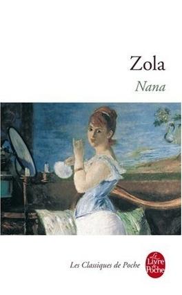 Couverture du livre : Nana