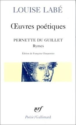 Couverture du livre : Œuvres poétiques