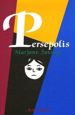 Couverture du livre : Persépolis
