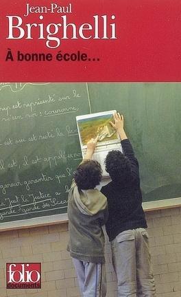 Couverture du livre : A bonne école...