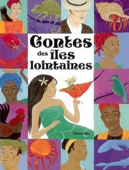 Couverture du livre : Contes des îles lointaines