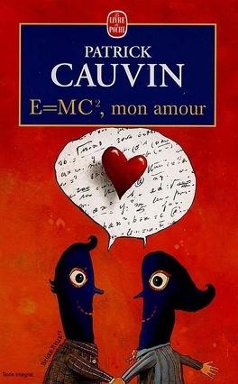 Couverture du livre : E=mc² mon amour