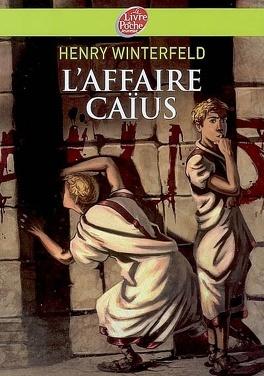 Couverture du livre : L'Affaire Caïus