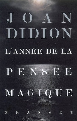 Couverture du livre : L'année de la pensée magique