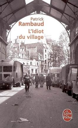 Couverture du livre : L'idiot du village