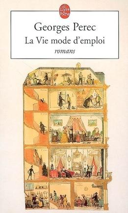 Couverture du livre : La vie mode d'emploi