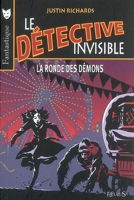 Couverture du livre : Le Détective invisible, tome 5 : La ronde des démons