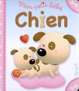 Couverture du livre : Mon petit bébé chien