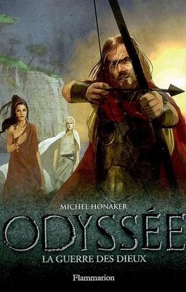 Couverture du livre : Odyssée, tome 4 : La guerre des dieux
