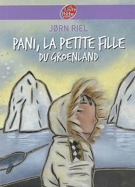 Couverture du livre : Pani, la petite fille du Groenland