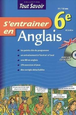 S Entrainer En Anglais 6e 11 12 Ans A1 A A Livre De