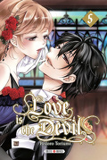 Love is the Devil, tome 5