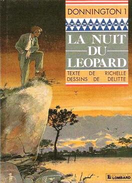 Couverture du livre : Donnington, tome 1 : La nuit du léopard
