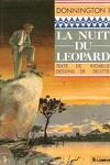 couverture Donnington, tome 1 : La nuit du léopard