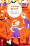 couverture Les cousins Karlsson, Tome 3 : Vikings et vampires