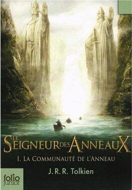 Couverture du livre : Le Seigneur des anneaux, Tome 1 : La Communauté de l'Anneau