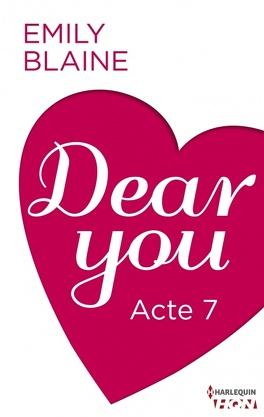 Couverture du livre : Dear You, Acte 7