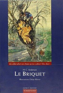 Couverture du livre : Le Briquet
