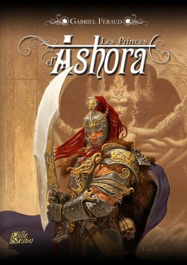 Couverture du livre : Les princes d'Ashora