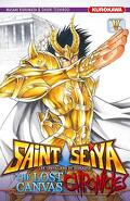 Saint Seiya - The Lost Canvas Chronicles, Tome 5
