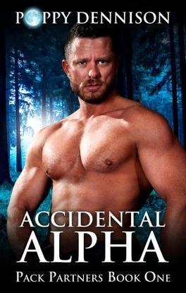 Couverture du livre : Pack Partners, Tome 1 : Accidental Alpha