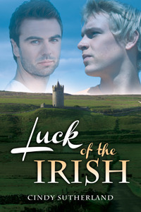 Couverture de Luck of the Irish