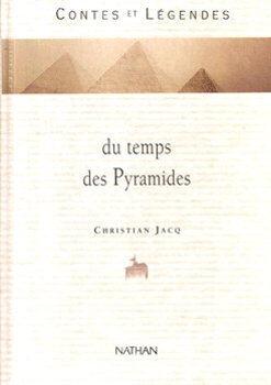 Couverture du livre : Contes et légendes du temps des pyramides