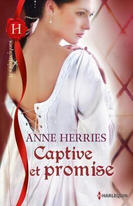 Couverture du livre : Captive et promise