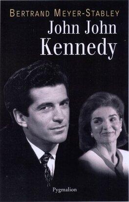 Couverture du livre : John-John Kennedy