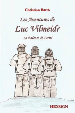 Couverture du livre : les aventures de luc vilmeidr