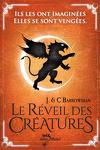 couverture Le Réveil des Créatures, Tome 1 : Le Réveil des Créatures