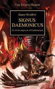 Couverture du livre : L'hérésie d'Horus, tome 21 : Signus Daemonicus