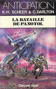 Couverture du livre : la bataille de panotol