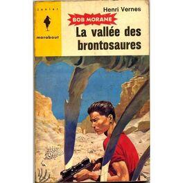 Couverture du livre : La vallée des Brontosaures