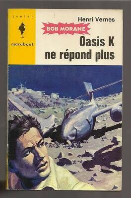 Couverture du livre : Oasis K ne répond plus