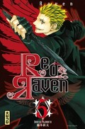 Red Raven, tome 5
