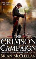 Les PoudreMages, Tome 2 : The Crimson Campaign