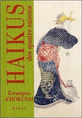 Couverture du livre : Haïkus des Quatre Saisons