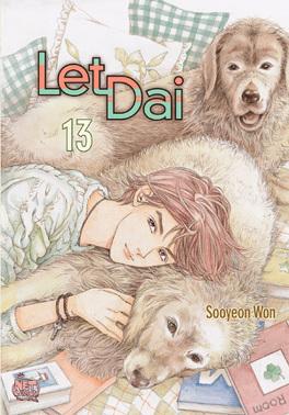Couverture du livre : Let Dai, tome 13