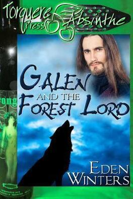 Couverture du livre : Galen and the Forest Lord