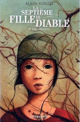 Couverture du livre : La septième fille du diable, Tome 2 : Les Maudits
